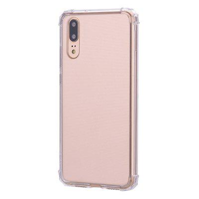 Case for Huawei P20 Ultra-Slim Shockproof Transparent Back CoverCases &amp; Leather<br>Case for Huawei P20 Ultra-Slim Shockproof Transparent Back Cover<br><br>Compatible Model: for Huawei P20<br>Features: Back Cover, Anti-knock<br>Mainly Compatible with: HUAWEI<br>Material: TPU<br>Package Contents: 1 x Phone Case<br>Package size (L x W x H): 15.60 x 7.80 x 1.30 cm / 6.14 x 3.07 x 0.51 inches<br>Package weight: 0.0270 kg<br>Product Size(L x W x H): 15.40 x 7.60 x 1.10 cm / 6.06 x 2.99 x 0.43 inches<br>Product weight: 0.0250 kg<br>Style: Transparent