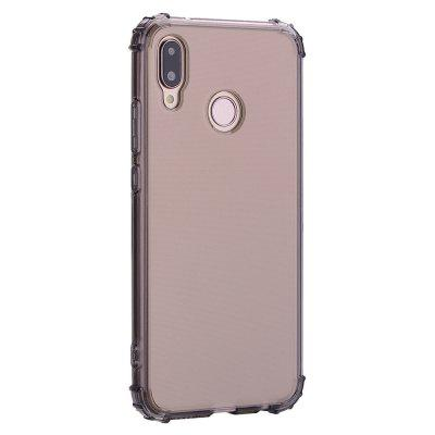 Case for Huawei P20 Lite / Nova 3E Ultra-Slim Shockproof Transparent Back CoverCases & Leather<br>Case for Huawei P20 Lite / Nova 3E Ultra-Slim Shockproof Transparent Back Cover<br><br>Compatible Model: for Huawei P20 Lite / Nova 3E<br>Features: Back Cover, Anti-knock<br>Mainly Compatible with: HUAWEI<br>Material: TPU<br>Package Contents: 1 x Phone Case<br>Package size (L x W x H): 15.60 x 7.90 x 1.30 cm / 6.14 x 3.11 x 0.51 inches<br>Package weight: 0.0260 kg<br>Product Size(L x W x H): 15.40 x 7.70 x 1.10 cm / 6.06 x 3.03 x 0.43 inches<br>Product weight: 0.0240 kg<br>Style: Transparent