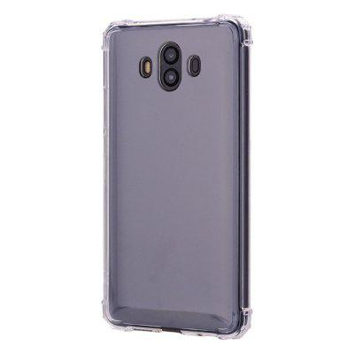 Case for Huawei Mate 10 Ultra-Slim Shockproof Transparent Back CoverCases &amp; Leather<br>Case for Huawei Mate 10 Ultra-Slim Shockproof Transparent Back Cover<br><br>Compatible Model: for Huawei Mate 10<br>Features: Back Cover, Anti-knock<br>Mainly Compatible with: HUAWEI<br>Material: TPU<br>Package Contents: 1 x Phone Case<br>Package size (L x W x H): 15.80 x 8.50 x 1.40 cm / 6.22 x 3.35 x 0.55 inches<br>Package weight: 0.0300 kg<br>Product Size(L x W x H): 15.60 x 8.30 x 1.20 cm / 6.14 x 3.27 x 0.47 inches<br>Product weight: 0.0280 kg<br>Style: Transparent