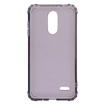 Case for LG K8 2018 Ultra-Slim Shockproof Transparent Back CoverCases &amp; Leather<br>Case for LG K8 2018 Ultra-Slim Shockproof Transparent Back Cover<br><br>Compatible Model: for LG K8 2018<br>Features: Back Cover, Anti-knock<br>Mainly Compatible with: LG<br>Material: TPU<br>Package Contents: 1 x Phone Case<br>Package size (L x W x H): 15.30 x 8.00 x 1.40 cm / 6.02 x 3.15 x 0.55 inches<br>Package weight: 0.0280 kg<br>Product Size(L x W x H): 15.10 x 7.80 x 1.20 cm / 5.94 x 3.07 x 0.47 inches<br>Product weight: 0.0260 kg<br>Style: Transparent