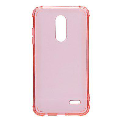 Case for LG K10 2018 Ultra-Slim Shockproof Transparent Back CoverCases &amp; Leather<br>Case for LG K10 2018 Ultra-Slim Shockproof Transparent Back Cover<br><br>Compatible Model: for LG K10 2018<br>Features: Back Cover, Anti-knock<br>Mainly Compatible with: LG<br>Material: TPU<br>Package Contents: 1 x Phone Case<br>Package size (L x W x H): 15.50 x 8.20 x 1.50 cm / 6.1 x 3.23 x 0.59 inches<br>Package weight: 0.0310 kg<br>Product Size(L x W x H): 15.30 x 8.00 x 1.30 cm / 6.02 x 3.15 x 0.51 inches<br>Product weight: 0.0290 kg<br>Style: Transparent