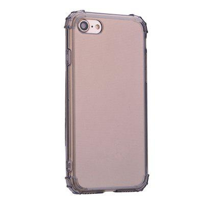 Case for iPhone 8 / 7 Ultra-Slim Shockproof Transparent Back CoveriPhone Cases/Covers<br>Case for iPhone 8 / 7 Ultra-Slim Shockproof Transparent Back Cover<br><br>Features: Back Cover, Anti-knock<br>Material: TPU<br>Package Contents: 1 x Phone Case<br>Package size (L x W x H): 14.40 x 7.50 x 1.30 cm / 5.67 x 2.95 x 0.51 inches<br>Package weight: 0.0250 kg<br>Product size (L x W x H): 14.20 x 7.30 x 1.10 cm / 5.59 x 2.87 x 0.43 inches<br>Product weight: 0.0230 kg<br>Style: Transparent