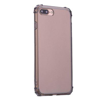 Case for iPhone 8 Plus / 7 Plus Ultra-Slim Shockproof Transparent Back CoveriPhone Cases/Covers<br>Case for iPhone 8 Plus / 7 Plus Ultra-Slim Shockproof Transparent Back Cover<br><br>Features: Back Cover, Anti-knock<br>Material: TPU<br>Package Contents: 1 x Phone Case<br>Package size (L x W x H): 16.50 x 8.50 x 1.30 cm / 6.5 x 3.35 x 0.51 inches<br>Package weight: 0.0310 kg<br>Product size (L x W x H): 16.30 x 8.30 x 1.10 cm / 6.42 x 3.27 x 0.43 inches<br>Product weight: 0.0290 kg<br>Style: Transparent