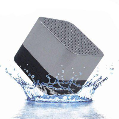 Portable Wireless Outdoor Bluetooth Speaker Enhanced Bass Built-In Mic IPX6 nillkin s bti1 ifashion mini portable wireless bluetooth v3 0 speaker w mic aux blue