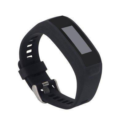 For Garmin VIVO Smart HR Band Replacement Sports Silicone Bracelet Strap BandSmart Watch Accessories<br>For Garmin VIVO Smart HR Band Replacement Sports Silicone Bracelet Strap Band<br><br>Material: Stainless Steel, Silicon<br>Package Contents: 1 x Watch Band<br>Package size: 23.00 x 3.00 x 1.00 cm / 9.06 x 1.18 x 0.39 inches<br>Package weight: 0.0200 kg<br>Product size: 21.00 x 2.50 x 1.00 cm / 8.27 x 0.98 x 0.39 inches<br>Product weight: 0.0180 kg