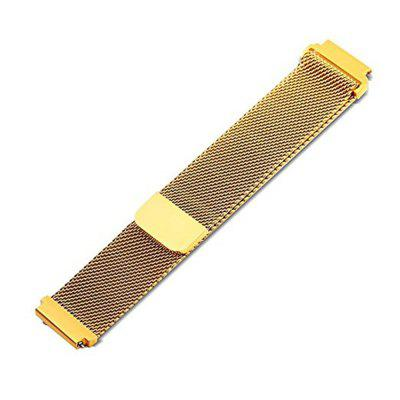 18mm Stainless Steel Strap for Huawei Watch 1 PACE BandSmart Watch Accessories<br>18mm Stainless Steel Strap for Huawei Watch 1 PACE Band<br><br>Material: Stainless Steel<br>Package Contents: 1 x Watch Band<br>Package size: 23.00 x 3.00 x 1.00 cm / 9.06 x 1.18 x 0.39 inches<br>Package weight: 0.0300 kg<br>Product size: 21.00 x 3.00 x 1.00 cm / 8.27 x 1.18 x 0.39 inches<br>Product weight: 0.0230 kg