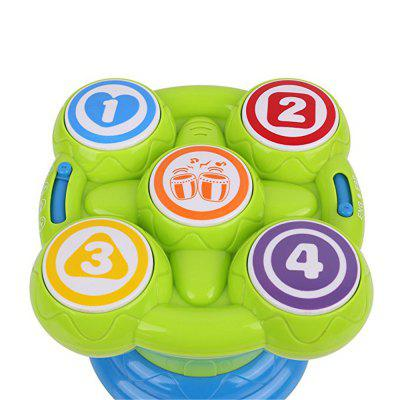 Baby Drum with Musical Electronic Learning Toys for Kids