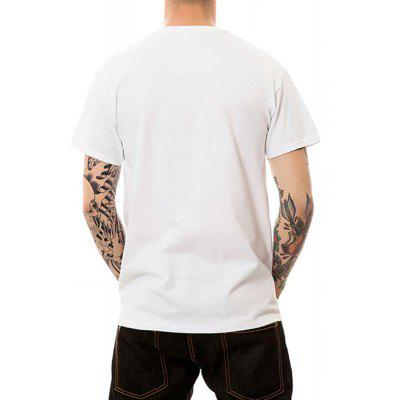 Summer Mens Short Sleeve Digital Printing Large-Code T-ShirtsMens Short Sleeve Tees<br>Summer Mens Short Sleeve Digital Printing Large-Code T-Shirts<br><br>Fabric Type: Modal<br>Material: Modal<br>Neckline: Round Collar<br>Package Content: 1 ? T-shirt<br>Package size: 1.00 x 1.00 x 1.00 cm / 0.39 x 0.39 x 0.39 inches<br>Package weight: 0.1900 kg<br>Pattern Type: Print<br>Product weight: 0.1800 kg<br>Season: Summer<br>Sleeve Length: Short Sleeves<br>Style: Sport, Fashion