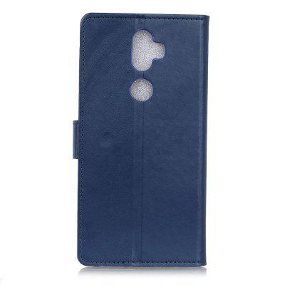 for Alcatel 3V Wallet Case with Case Kickstand Feature Card SlotsCases &amp; Leather<br>for Alcatel 3V Wallet Case with Case Kickstand Feature Card Slots<br><br>Features: Cases with Stand, With Credit Card Holder, Button Protector<br>Material: PU Leather<br>Package Contents: 1 x Case<br>Package size (L x W x H): 14.60 x 7.60 x 1.80 cm / 5.75 x 2.99 x 0.71 inches<br>Package weight: 0.0660 kg<br>Product Size(L x W x H): 14.60 x 7.60 x 1.80 cm / 5.75 x 2.99 x 0.71 inches<br>Product weight: 0.0660 kg