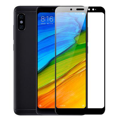 for Xiaomi Redmi Note5 Full Screen Tempered FilmScreen Protectors<br>for Xiaomi Redmi Note5 Full Screen Tempered Film<br><br>Package Contents: 1 x Tempered Film<br>Package size (L x W x H): 16.00 x 7.00 x 1.00 cm / 6.3 x 2.76 x 0.39 inches<br>Package weight: 0.0125 kg<br>Product Size(L x W x H): 15.29 x 6.98 x 0.03 cm / 6.02 x 2.75 x 0.01 inches<br>Product weight: 0.0090 kg<br>Thickness: 0.3mm