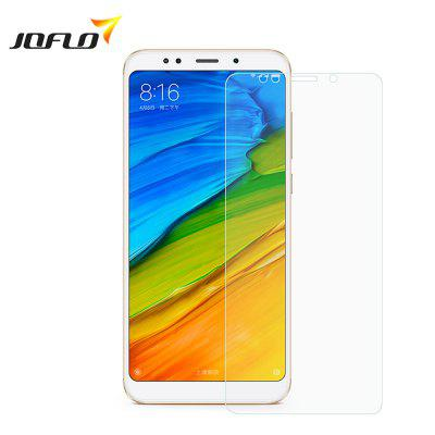 JOFLO 2pcs Tempered Glass Screen Protector Film for Xiaomi Redmi 5 PlusScreen Protectors<br>JOFLO 2pcs Tempered Glass Screen Protector Film for Xiaomi Redmi 5 Plus<br><br>Features: High Transparency, Ultra thin, High sensitivity, High-definition, Anti scratch, Anti-oil, Protect Screen<br>Mainly Compatible with: Xiaomi<br>Material: Tempered Glass<br>Package Contents: 2 x Screen Protector, 2 x Wipe, 2 x Dust Sticker, 2 x Wet Wip<br>Package size (L x W x H): 16.50 x 7.50 x 0.50 cm / 6.5 x 2.95 x 0.2 inches<br>Package weight: 0.0300 kg<br>Product Size(L x W x H): 15.20 x 6.90 x 0.02 cm / 5.98 x 2.72 x 0.01 inches<br>Product weight: 0.0130 kg<br>Thickness: 0.26mm<br>Type: Screen Protector