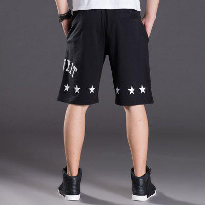 2018 Mens  Fashion Large Size ShortsMens Shorts<br>2018 Mens  Fashion Large Size Shorts<br><br>Material: Cotton, Polyester<br>Occasion: Daily Use, Sports, Casual , Going Out<br>Package Contents: 1 x Pair of Shorts<br>Package size: 1.00 x 1.00 x 1.00 cm / 0.39 x 0.39 x 0.39 inches<br>Package weight: 0.2000 kg<br>Product weight: 0.2000 kg<br>Style: Casual, Hip-Hop, Sports<br>Thickness: Regular