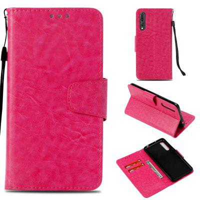 Wallet Leather Flip Cover Case for Huawei P20 ProCases &amp; Leather<br>Wallet Leather Flip Cover Case for Huawei P20 Pro<br><br>Compatible Model: Huawei P20 Pro<br>Features: Full Body Cases, With Credit Card Holder, Anti-knock<br>Mainly Compatible with: HUAWEI<br>Material: PU Leather, TPU<br>Package Contents: 1 x Phone Case, 1 x Rope<br>Package size (L x W x H): 17.20 x 9.00 x 1.80 cm / 6.77 x 3.54 x 0.71 inches<br>Package weight: 0.0670 kg<br>Product Size(L x W x H): 17.20 x 9.00 x 1.80 cm / 6.77 x 3.54 x 0.71 inches<br>Product weight: 0.0660 kg<br>Style: Solid Color, Special Design, Vintage