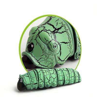 New Infrared Remote Control Electronic Reptiles Trick ToyOther RC Toys<br>New Infrared Remote Control Electronic Reptiles Trick Toy<br><br>Model Power: 3 x SG2016 button battery ( included )<br>Package Contents: 1 x Electric Caterpillar Toy  ,1 x Remote Control<br>Package size (L x W x H): 14.50 x 12.00 x 8.50 cm / 5.71 x 4.72 x 3.35 inches<br>Package weight: 0.2000 kg<br>Product size (L x W x H): 12.00 x 3.00 x 3.00 cm / 4.72 x 1.18 x 1.18 inches<br>Product weight: 0.1000 kg<br>Remote Control: Radio Control<br>Type: Other RC Toys