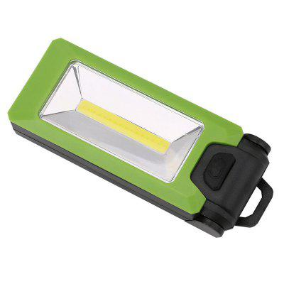 LED Work Light Magnetic Folding Hook Hanging Flashlight Non-slip TorchOutdoor Lanterns<br>LED Work Light Magnetic Folding Hook Hanging Flashlight Non-slip Torch<br><br>Best Use: Fishing,Camping,Hiking,Travel,Emergency,Backpacking,Multisport<br>Functions: Low Power Consumption<br>LED Quantity: 4 Quantity<br>Lumens: 40 Lumens<br>Package Contents: 1 x LED Working Lamp<br>Package size (L x W x H): 16.00 x 7.00 x 4.00 cm / 6.3 x 2.76 x 1.57 inches<br>Package weight: 0.0700 kg<br>Power Source: Battery,AAA<br>Product size (L x W x H): 12.00 x 5.00 x 2.80 cm / 4.72 x 1.97 x 1.1 inches<br>Product weight: 0.0500 kg<br>Switch Type: Others<br>Working Current: 0.5A<br>Working Voltage: 3-4.2V