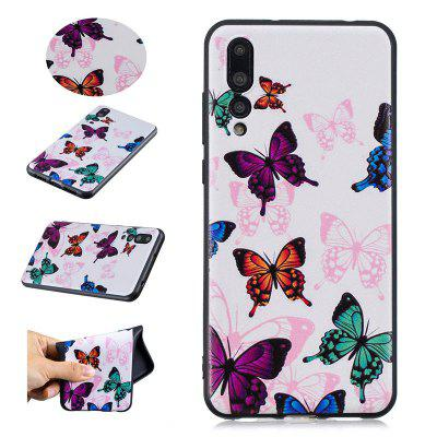 TPU Material Varnish Relief Feel Phone Case for Huawei P20 ProCases &amp; Leather<br>TPU Material Varnish Relief Feel Phone Case for Huawei P20 Pro<br><br>Color: Colorful<br>Compatible Model: Huawei P20 Pro<br>Features: Back Cover<br>Mainly Compatible with: HUAWEI<br>Material: TPU<br>Package Contents: 1 x Phone Case<br>Package size (L x W x H): 18.00 x 11.00 x 1.00 cm / 7.09 x 4.33 x 0.39 inches<br>Package weight: 0.0260 kg<br>Product Size(L x W x H): 15.30 x 7.40 x 0.90 cm / 6.02 x 2.91 x 0.35 inches<br>Product weight: 0.0240 kg<br>Style: Pattern