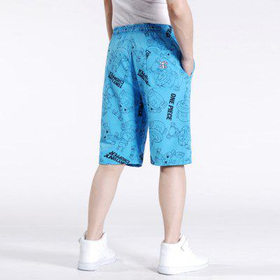 2018 Mens Fashion Large Size Loose Multicolored ShortsMens Shorts<br>2018 Mens Fashion Large Size Loose Multicolored Shorts<br><br>Material: Cotton, Polyester<br>Occasion: Daily Use, Sports, Casual , Going Out<br>Package Contents: 1 x Pair of Shorts<br>Package size: 1.00 x 1.00 x 1.00 cm / 0.39 x 0.39 x 0.39 inches<br>Package weight: 0.2000 kg<br>Product weight: 0.2000 kg<br>Style: Casual, Hip-Hop, Sports<br>Thickness: Regular