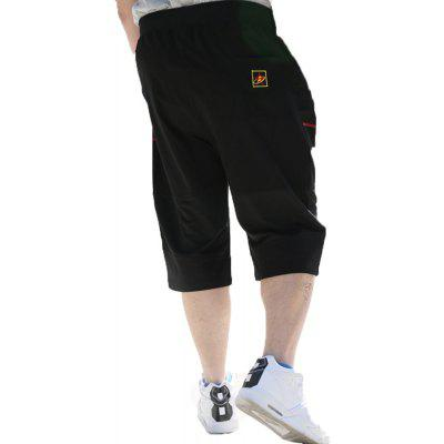 2018 Mens Fashion Pure Color Large Size Baggy ShortsMens Shorts<br>2018 Mens Fashion Pure Color Large Size Baggy Shorts<br><br>Material: Cotton<br>Occasion: Daily Use, Sports, Casual , Going Out<br>Package Contents: 1 x  Pair of Shorts<br>Package size: 1.00 x 1.00 x 1.00 cm / 0.39 x 0.39 x 0.39 inches<br>Package weight: 0.2000 kg<br>Pattern: Solid Color<br>Product weight: 0.2000 kg<br>Style: Casual, Hip-Hop, Sports<br>Thickness: Regular
