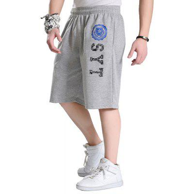 2018 Mens Fashion Plus Size Loose ShortsMens Shorts<br>2018 Mens Fashion Plus Size Loose Shorts<br><br>Material: Cotton<br>Occasion: Daily Use, Sports, Casual, Going Out<br>Package Contents: 1 x Pair of Shorts<br>Package size: 1.00 x 1.00 x 1.00 cm / 0.39 x 0.39 x 0.39 inches<br>Package weight: 0.2000 kg<br>Pattern: Solid Color<br>Product weight: 0.2000 kg<br>Style: Casual, Hip-Hop, Sports<br>Thickness: Regular