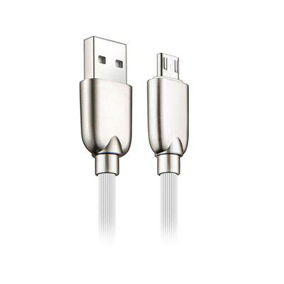 цена на Micro USB Fast Charging Cable for Samsung / Huawei / Xiaomi