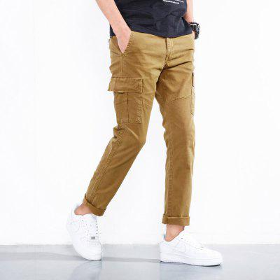Summer Mens Outdoor Casual Wear PantsCargo Pant<br>Summer Mens Outdoor Casual Wear Pants<br><br>Closure Type: Zipper Fly<br>Elasticity: Micro-elastic<br>Fabric Type: Canvas<br>Fit Type: Regular<br>Length: Normal<br>Material: Cotton, Spandex<br>Package Contents: 1xPants<br>Package size (L x W x H): 1.00 x 1.00 x 1.00 cm / 0.39 x 0.39 x 0.39 inches<br>Package weight: 0.6100 kg<br>Pant Style: Cargo Pants<br>Pattern Type: Solid<br>Product weight: 0.6000 kg<br>Style: Casual<br>Waist Type: Mid