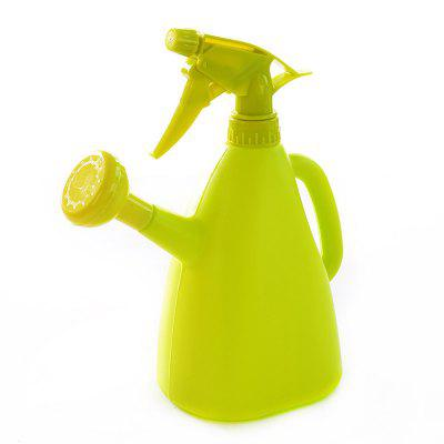Dual-Purpose One-Hand Pressure Sprayer Watering CanWatering &amp; Irrigation<br>Dual-Purpose One-Hand Pressure Sprayer Watering Can<br><br>Package Contents: 1 x Watering Can<br>Package size (L x W x H): 12.00 x 10.50 x 23.50 cm / 4.72 x 4.13 x 9.25 inches<br>Package weight: 0.0850 kg<br>Product size (L x W x H): 11.50 x 10.00 x 23.00 cm / 4.53 x 3.94 x 9.06 inches<br>Product weight: 0.0800 kg