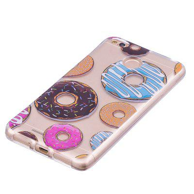 Donut Translucent TPU Soft Case for Xiaomi Redmi 4XCases &amp; Leather<br>Donut Translucent TPU Soft Case for Xiaomi Redmi 4X<br><br>Compatible Model: Redmi 4X<br>Mainly Compatible with: Xiaomi<br>Package Contents: 1 x Case<br>Package size (L x W x H): 16.00 x 8.00 x 1.00 cm / 6.3 x 3.15 x 0.39 inches<br>Package weight: 0.0400 kg<br>Product Size(L x W x H): 15.30 x 7.60 x 0.83 cm / 6.02 x 2.99 x 0.33 inches<br>Product weight: 0.0320 kg