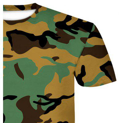 Mens Camouflage Tight Sports Fast Dry Elastic Compression Short Sleeve T-ShirtMens Short Sleeve Tees<br>Mens Camouflage Tight Sports Fast Dry Elastic Compression Short Sleeve T-Shirt<br><br>Collar: Round Neck<br>Material: Polyester, Acetate<br>Package Contents: 1 x T-Shirt<br>Pattern Type: Others<br>Sleeve Length: Short<br>Style: Casual<br>Weight: 0.2200kg