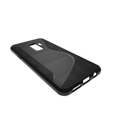 for Samsung Galaxy S9 Plus Brushed Carbon Fiber Mobile CaseCases & Leather<br>for Samsung Galaxy S9 Plus Brushed Carbon Fiber Mobile Case<br><br>Package Contents: 1 x Phone Case<br>Package size (L x W x H): 18.00 x 10.00 x 1.50 cm / 7.09 x 3.94 x 0.59 inches<br>Package weight: 0.0350 kg<br>Product Size(L x W x H): 16.80 x 8.50 x 0.80 cm / 6.61 x 3.35 x 0.31 inches<br>Product weight: 0.0230 kg
