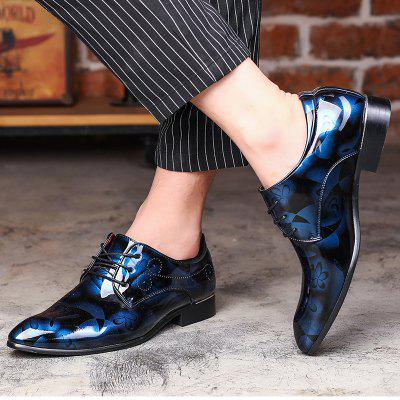 Men Business Leather Luxury Dress ShoesFormal Shoes<br>Men Business Leather Luxury Dress Shoes<br><br>Contents: 1 x Pair of Shoes<br>Materials: Leather<br>Package Size ( L x W x H ): 30.00 x 20.00 x 10.00 cm / 11.81 x 7.87 x 3.94 inches<br>Package weight: 1.0000 kg<br>Product weight: 1.0000 kg<br>Type: Casual Leather Shoes