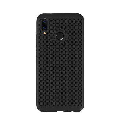 Heat Dissipation Phone Case for Huawei P20 Lite / Nova 3ECases &amp; Leather<br>Heat Dissipation Phone Case for Huawei P20 Lite / Nova 3E<br><br>Compatible Model: Huawei P20 Lite / Nova 3E<br>Features: Anti-knock<br>Mainly Compatible with: HUAWEI<br>Material: PC<br>Package Contents: 1 x Phone Case<br>Package size (L x W x H): 18.00 x 9.00 x 1.00 cm / 7.09 x 3.54 x 0.39 inches<br>Package weight: 0.0150 kg<br>Product Size(L x W x H): 14.50 x 7.00 x 1.00 cm / 5.71 x 2.76 x 0.39 inches<br>Product weight: 0.0100 kg<br>Style: Cool, Special Design