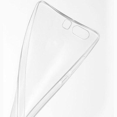 Transparent Soft TPU Clear Phone Case Cover for HUAWEI P10 for iphone 7 blue bell soft clear tpu phone casing mobile smartphone cover shell case