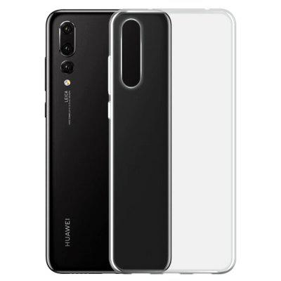Transparent Soft TPU Clear Phone Case Cover for HUAWEI P20 ProCases &amp; Leather<br>Transparent Soft TPU Clear Phone Case Cover for HUAWEI P20 Pro<br><br>Color: Transparent<br>Compatible Model: Huawei P20 Pro<br>Features: Anti-knock, Dirt-resistant<br>Mainly Compatible with: HUAWEI<br>Material: TPU<br>Package Contents: 1 x Phone Case<br>Package size (L x W x H): 18.00 x 10.00 x 2.00 cm / 7.09 x 3.94 x 0.79 inches<br>Package weight: 0.0300 kg<br>Product Size(L x W x H): 18.00 x 10.00 x 2.00 cm / 7.09 x 3.94 x 0.79 inches<br>Product weight: 0.0200 kg<br>Style: Transparent