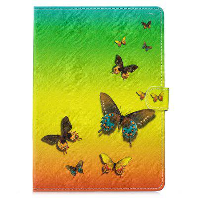 PU Leather for iPad 5 / Air  9.7 inch Classic Butterfly Magnetic Cover CaseiPad Cases/Covers<br>PU Leather for iPad 5 / Air  9.7 inch Classic Butterfly Magnetic Cover Case<br><br>Compatible for Apple: iPad Air, iPad 5<br>Features: Pouches<br>Material: PU Leather, TPU<br>Package Contents: 1 x Pad Cover<br>Package size (L x W x H): 26.00 x 19.00 x 2.50 cm / 10.24 x 7.48 x 0.98 inches<br>Package weight: 0.2700 kg<br>Product size (L x W x H): 24.20 x 17.90 x 1.90 cm / 9.53 x 7.05 x 0.75 inches<br>Product weight: 0.2580 kg<br>Style: Pattern, Floral, Owls, Cartoon