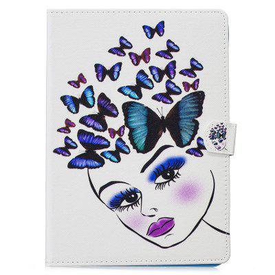 PU Leather for iPad 5 / Air 9.7 inch Classic Butterfly Magnetic Cover Case 247 classic leather