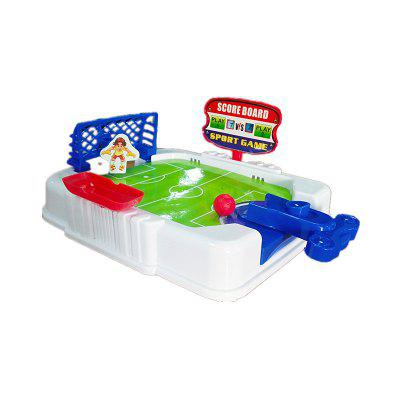 Finger Plays Game Football Field Interactive Puzzle Desktop Toy four plays