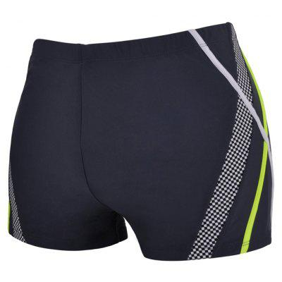 Man Spa Quick-Drying Boxer Swimming Trunks