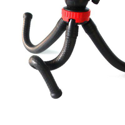 Large Octopus Adjustable BracketStands &amp; Holders<br>Large Octopus Adjustable Bracket<br><br>Package Contents: 1 x Bracket<br>Package size (L x W x H): 45.00 x 15.00 x 10.00 cm / 17.72 x 5.91 x 3.94 inches<br>Package weight: 0.3000 kg<br>Product size (L x W x H): 40.00 x 10.00 x 8.00 cm / 15.75 x 3.94 x 3.15 inches<br>Product weight: 0.2000 kg