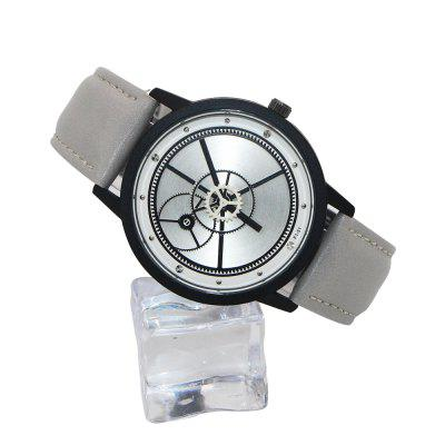 Cooho F151 MenS Quartz Watch All Match Waterproof Casual SportsMens Watches<br>Cooho F151 MenS Quartz Watch All Match Waterproof Casual Sports<br><br>Band material: Leather<br>Case material: Alloy<br>Clasp type: Pin buckle<br>Display type: Analog<br>Movement type: Quartz watch<br>Package Contents: 1 x Watch,1 x Box<br>Package size (L x W x H): 19.00 x 5.00 x 3.50 cm / 7.48 x 1.97 x 1.38 inches<br>Package weight: 0.0500 kg<br>Product size (L x W x H): 24.00 x 3.80 x 0.65 cm / 9.45 x 1.5 x 0.26 inches<br>Product weight: 0.0410 kg<br>Shape of the dial: Round<br>Watch style: Retro, Fashion, Casual<br>Watches categories: Men