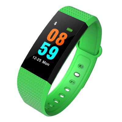 I9 Color Screen Smart Bracelet Watch Wristtand Blood Pressure Oxygen Heart RateSmart Watches<br>I9 Color Screen Smart Bracelet Watch Wristtand Blood Pressure Oxygen Heart Rate<br><br>Alert type: Vibration<br>Band material: TPU<br>Battery  Capacity: 80mAh<br>Bluetooth calling: Phone call reminder<br>Bluetooth Version: Bluetooth 4.0<br>Case material: PC<br>Charging Time: About 2hours<br>Compatible OS: IOS, Android<br>Health tracker: Pedometer,Heart rate monitor,Sedentary reminder,Sleep monitor,Drinking reminder,Blood Pressure,Blood Oxygen<br>Language: English,French,Spanish,Portuguese,Russian<br>Messaging: Message checking<br>Operating mode: Touch Screen<br>Other Function: Low Battery Reminder, Bluetooth<br>Package Contents: 1 x Smart Bracelet, 1 x Cable, 1 x English User Manual<br>Package size (L x W x H): 9.00 x 9.00 x 4.50 cm / 3.54 x 3.54 x 1.77 inches<br>Package weight: 0.1100 kg<br>People: Male table,Female table<br>Product size (L x W x H): 23.50 x 2.20 x 1.10 cm / 9.25 x 0.87 x 0.43 inches<br>Product weight: 0.0220 kg<br>Screen: IPS<br>Shape of the dial: Rectangle<br>Type of battery: Lithium Battery