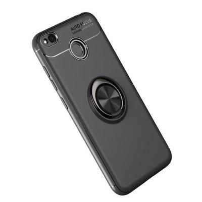 Cover Case for Redmi 4X 360 Rotating Finger Ring Phone Magnetic Car HolderCases &amp; Leather<br>Cover Case for Redmi 4X 360 Rotating Finger Ring Phone Magnetic Car Holder<br><br>Compatible Model: Redmi 4X<br>Features: Back Cover, Button Protector, Anti-knock, Dirt-resistant<br>Mainly Compatible with: Xiaomi<br>Material: TPU, Metal<br>Package Contents: 1 x Phone Case<br>Package size (L x W x H): 20.00 x 10.00 x 1.00 cm / 7.87 x 3.94 x 0.39 inches<br>Package weight: 0.0330 kg<br>Product Size(L x W x H): 16.00 x 6.50 x 0.70 cm / 6.3 x 2.56 x 0.28 inches<br>Product weight: 0.0300 kg<br>Style: Solid Color, Cool