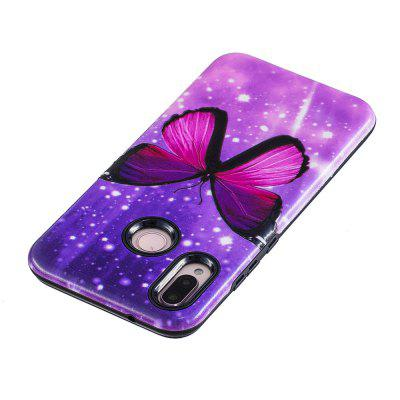2 in 1 PC and TPU Fashion Pattern Phone Case for Huawei P20 Lite / Nova 3ECases &amp; Leather<br>2 in 1 PC and TPU Fashion Pattern Phone Case for Huawei P20 Lite / Nova 3E<br><br>Compatible Model: Huawei P20 Lite / Nova 3E<br>Features: Anti-knock<br>Mainly Compatible with: HUAWEI<br>Material: TPU, PC<br>Package Contents: 1 x Phone Case<br>Package size (L x W x H): 16.00 x 8.00 x 1.00 cm / 6.3 x 3.15 x 0.39 inches<br>Package weight: 0.0430 kg<br>Product Size(L x W x H): 15.50 x 7.50 x 1.00 cm / 6.1 x 2.95 x 0.39 inches<br>Product weight: 0.0420 kg<br>Style: Pattern