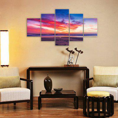 W322 Scenery Unframed Wall Canvas Prints for Home Decorations 5PCSPrints<br>W322 Scenery Unframed Wall Canvas Prints for Home Decorations 5PCS<br><br>Craft: Print<br>Form: Five Panels<br>Material: Canvas<br>Package Contents: 5 x Prints<br>Package size (L x W x H): 35.00 x 5.00 x 5.00 cm / 13.78 x 1.97 x 1.97 inches<br>Package weight: 0.2700 kg<br>Painting: Without Inner Frame<br>Product size (L x W x H): 30.00 x 40.00 x 5.00 cm / 11.81 x 15.75 x 1.97 inches<br>Product weight: 0.2630 kg<br>Shape: Vertical<br>Style: Artistic Style, Chic &amp; Modern, Fashion, Novelty<br>Subjects: Landscape<br>Suitable Space: Living Room,Bedroom,Dining Room,Office,Hotel,Cafes,Study Room / Office