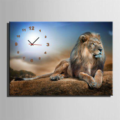 Special Design Frame Paintings King of Forest PrintPrints<br>Special Design Frame Paintings King of Forest Print<br><br>Craft: Print<br>Form: One Panel<br>Material: Canvas<br>Package Contents: 1 x Print<br>Package size (L x W x H): 62.00 x 43.00 x 2.00 cm / 24.41 x 16.93 x 0.79 inches<br>Package weight: 0.9000 kg<br>Painting: Include Inner Frame<br>Product size (L x W x H): 60.00 x 40.00 x 1.50 cm / 23.62 x 15.75 x 0.59 inches<br>Product weight: 0.8000 kg<br>Shape: Horizontal Panoramic<br>Style: Fashion, Hipster, Active, Casual<br>Subjects: Fashion<br>Suitable Space: Indoor,Outdoor,Cafes,Kids Room,Kids Room,Study Room / Office