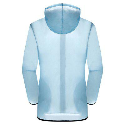 New Summer Ultra-Thin Breathable Long Sleeve Sun Protection ClothingOutdoor Jackets<br>New Summer Ultra-Thin Breathable Long Sleeve Sun Protection Clothing<br><br>Clothes Type: Trench<br>Materials: Polyester<br>Package Content: 1xWindbreaker<br>Package size (L x W x H): 1.00 x 1.00 x 1.00 cm / 0.39 x 0.39 x 0.39 inches<br>Package weight: 0.3000 kg<br>Product weight: 0.2500 kg<br>Size1: S,M,L,XL,2XL