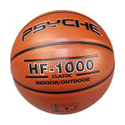 PSYCHE Basketball Size 7 Indoor Outdoor Durable PU Non-Slip Game Training BallBaseball<br>PSYCHE Basketball Size 7 Indoor Outdoor Durable PU Non-Slip Game Training Ball<br><br>Color: Brown<br>Material: PU<br>Package Content: 1 X Basketball<br>Package size: 25.00 x 25.00 x 25.00 cm / 9.84 x 9.84 x 9.84 inches<br>Package weight: 0.9000 kg<br>Product size: 24.00 x 24.00 x 24.00 cm / 9.45 x 9.45 x 9.45 inches<br>Product weight: 0.6500 kg<br>Size: Other Size