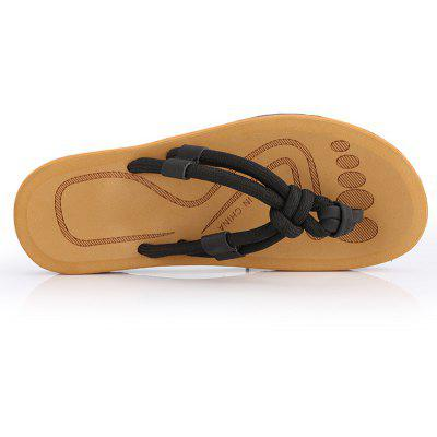 ZEACAVA Mens Novel Fashion Casual Flip FlopsMens Slippers<br>ZEACAVA Mens Novel Fashion Casual Flip Flops<br><br>Closure Type: Slip-On<br>Contents: 1 x Pair of Slippers<br>Decoration: Hollow Out<br>Function: Slip Resistant<br>Materials: Rubber<br>Package Size ( L x W x H ): 30.00 x 20.00 x 10.00 cm / 11.81 x 7.87 x 3.94 inches<br>Package weight: 0.4000 kg<br>Product weight: 0.3000 kg<br>Seasons: Summer<br>Type: Slippers<br>Upper Material: Corduroy