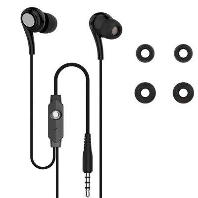 New Creative High-quality Good  Fashion In-Ear HeadphoneEarbud Headphones<br>New Creative High-quality Good  Fashion In-Ear Headphone<br><br>Compatible with: Computer, Mobile phone, MP3<br>Connecting interface: 3.5mm<br>Connectivity: Wired<br>Function: MP3 player, HiFi, Noise Cancelling, Answering Phone<br>Material: ABS<br>Package Contents: 1 x In-ear Headphone<br>Package size (L x W x H): 16.00 x 9.30 x 1.60 cm / 6.3 x 3.66 x 0.63 inches<br>Package weight: 0.0330 kg<br>Product size (L x W x H): 120.00 x 2.00 x 1.00 cm / 47.24 x 0.79 x 0.39 inches<br>Product weight: 0.0250 kg<br>Type: In-Ear