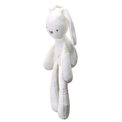 Cute Plush Bunny Baby Doll Pacifies The Sleeping DollStuffed Cartoon Toys<br>Cute Plush Bunny Baby Doll Pacifies The Sleeping Doll<br><br>Features: Cartoon<br>Materials: PP Cotton<br>Package Contents: 1 x Stuffed Cartoon Toy<br>Package size: 26.00 x 19.00 x 8.00 cm / 10.24 x 7.48 x 3.15 inches<br>Package weight: 0.3000 kg<br>Product size: 40.00 x 19.00 x 8.00 cm / 15.75 x 7.48 x 3.15 inches<br>Product weight: 0.3000 kg<br>Series: Lifestyle<br>Theme: Other