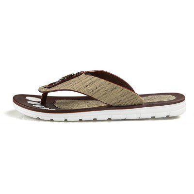 ZEACAVA Men Sandals Summer Outdoor Beach Flip Flops High Quality Casual SlippersMens Slippers<br>ZEACAVA Men Sandals Summer Outdoor Beach Flip Flops High Quality Casual Slippers<br><br>Closure Type: Slip-On<br>Contents: 1 x Pair of Slippers<br>Decoration: Hollow Out<br>Function: Slip Resistant<br>Materials: Plastic, Rubber<br>Outsole Material: Rubber<br>Package Size ( L x W x H ): 30.00 x 20.00 x 10.00 cm / 11.81 x 7.87 x 3.94 inches<br>Package weight: 0.3500 kg<br>Pattern Type: Solid<br>Product weight: 0.2500 kg<br>Seasons: Summer<br>Style: Comfortable, Fashion, Casual<br>Toe Shape: Round Toe<br>Type: Slippers<br>Upper Material: Plastic